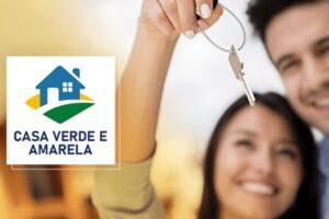 Casa Verde e Amarela: Caixa analisa maior período de carência para financiamento