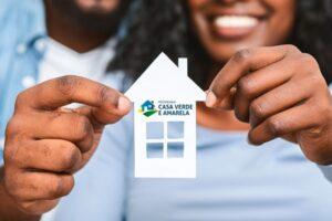FGTS facilita compra de imóveis usando programa Casa Verde e Amarela